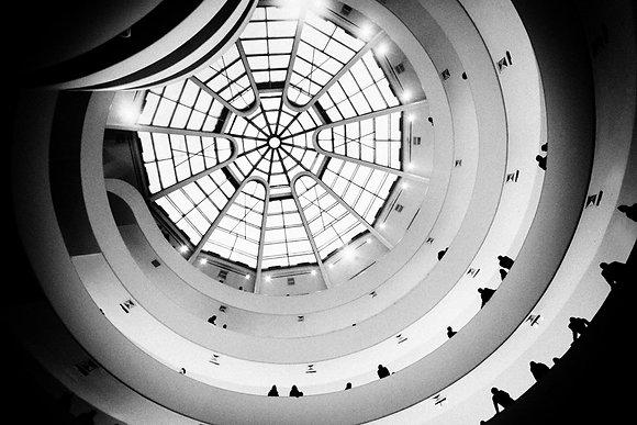Musée Guggenheim, NYC, USA