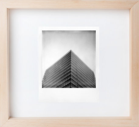 Polaroid 'Le triangle'
