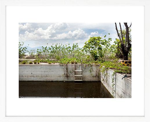 Swiming pool, gili Meno, Indonésie