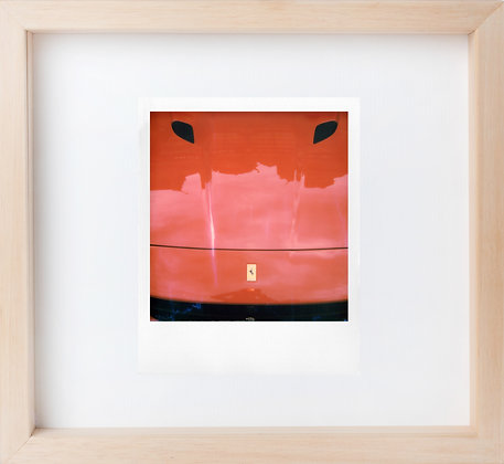 Polaroid 'Red color'