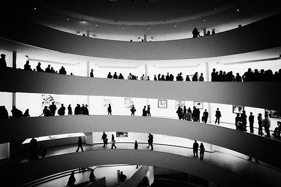 Musée Guggenheim, New York, USA