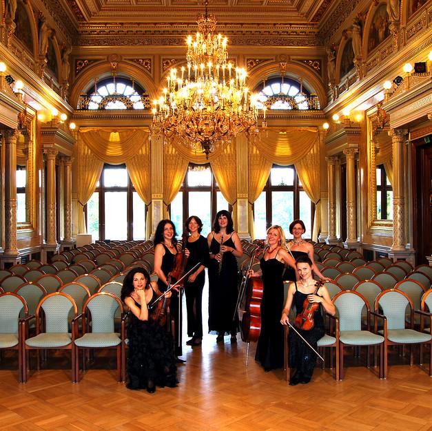 Kronensaal Schloss Albrechtsberg Dresden