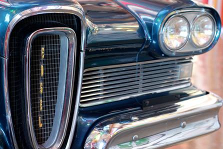 Edsel Ranger Frontier Auto Museum