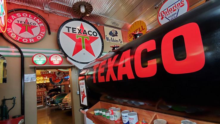 Texaco International Tanker Truck