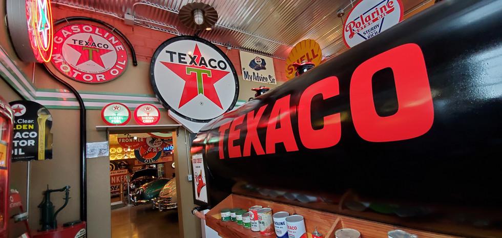 Texaco Frontier Auto Museum