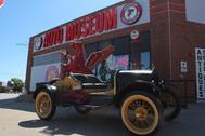 Antique Car Frontier Auto Musem