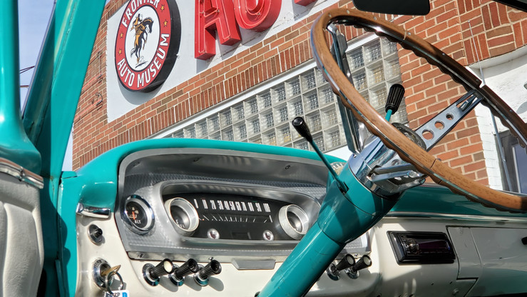 Mercury Classic Pickup Truck Frontier Auto Museum