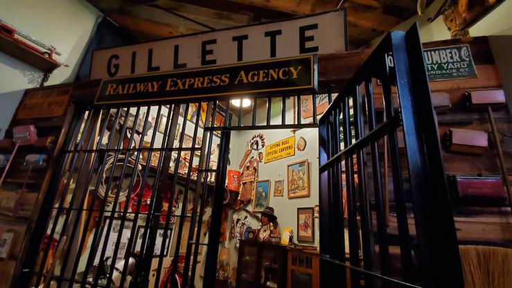 Gillette Classic Old Jail Frontier Auto Museum