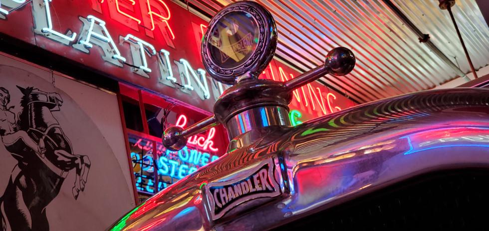 Chandler Roadster Frontier Auto Museum