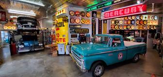 Mercury Truck Frontier Auto Museum