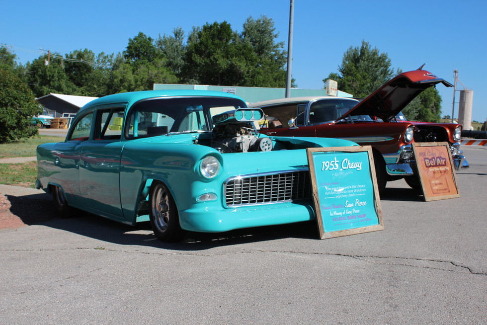 Vintage Classic Cars Frontier Auto Museum Car Show