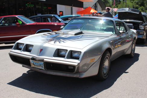 Pontiac Trans Am Frontier Auto Museum Car Show