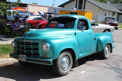 Studebaker Frontier Auto Museum Car Show
