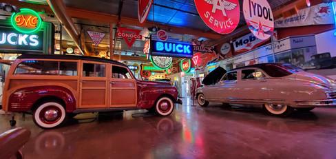 Pontiac Woody Frontier Auto Museum