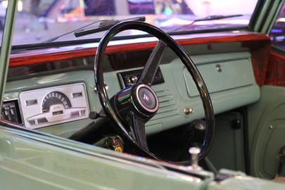 Jeep Commando Frontier Auto Museum