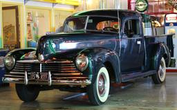 Hudson Pickup Truck Rare Frontier Auto Museum