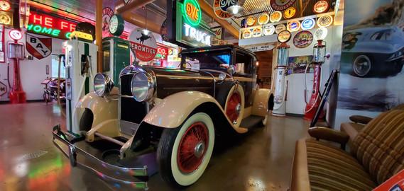 Frontier Auto Museum Hudson
