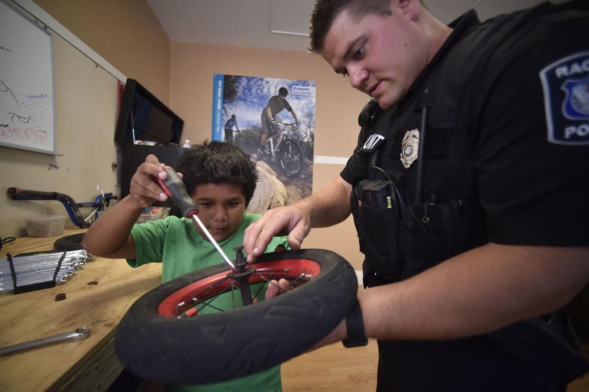 Racine Ofc Tim Cisler Community Oriented Policing