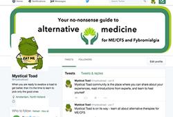 Mystical Toad - health community