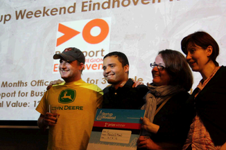 Startup Weekend Eindhoven: never eat alone again