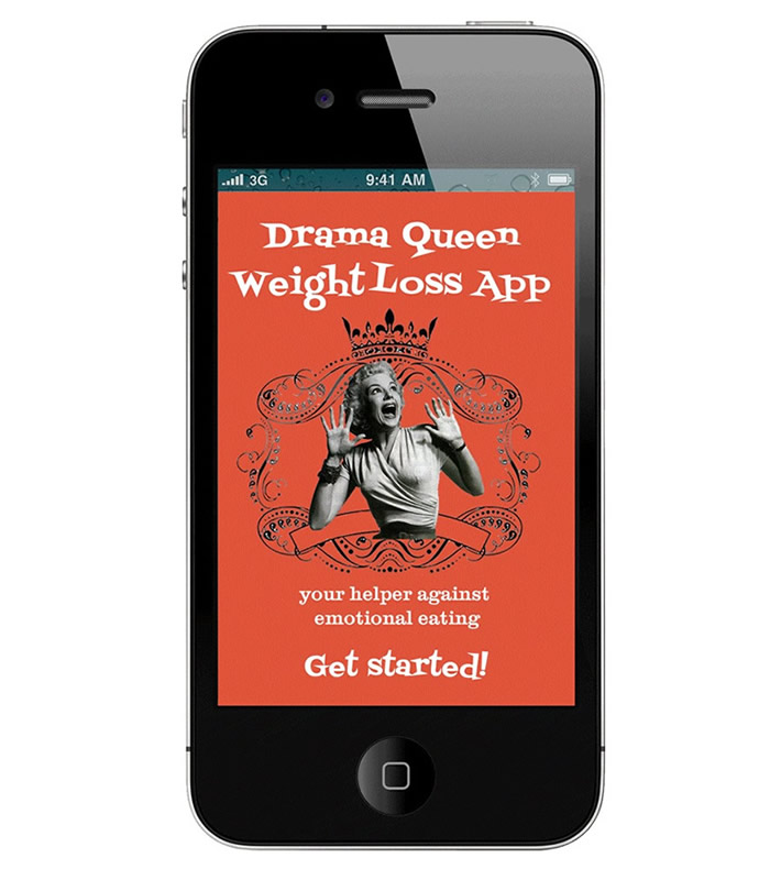 Drama Queen Weight Loss App