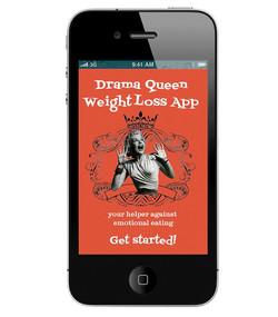 Drama Queen Weight Loss App