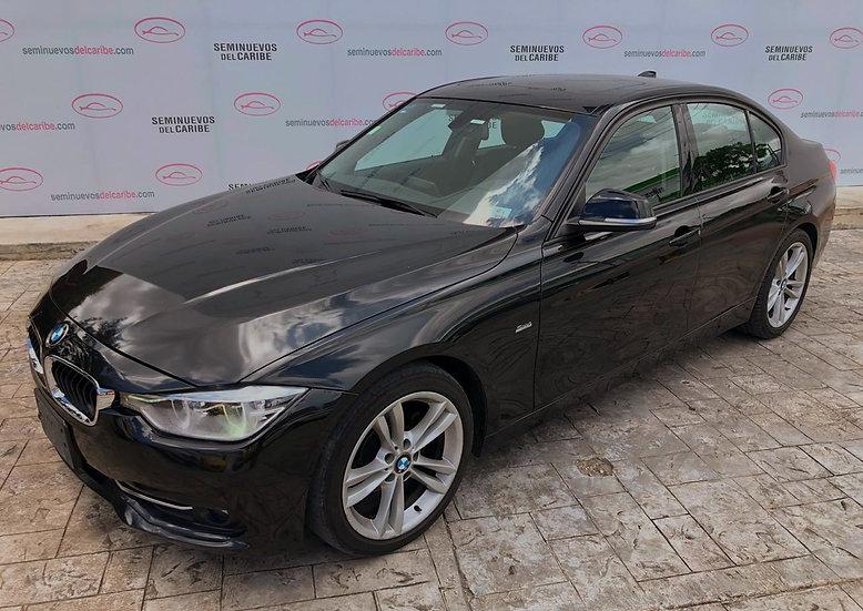 BMW 320iA 2016 Sportline 2.0L 4Cil Turbo