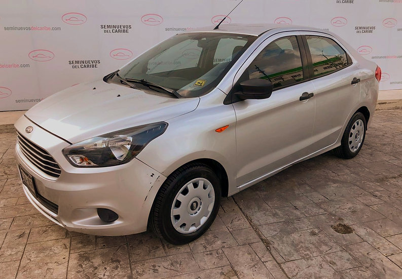 FORD FIGO 2016 Impulse 1.5L 4Cil Sedan Aut