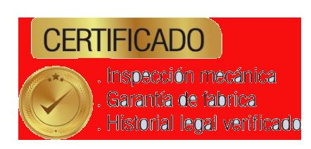seminuevo certificado