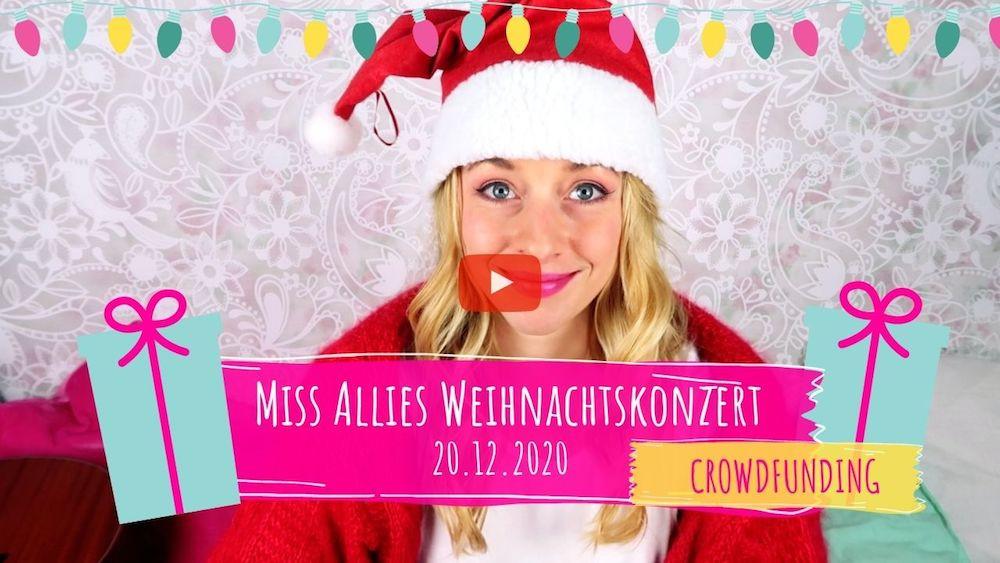 Miss Allie Weihnachten