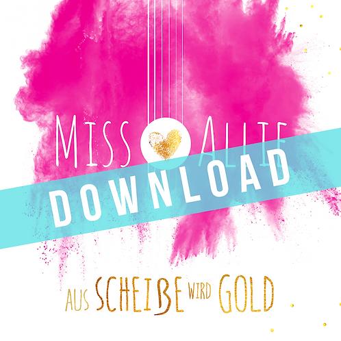 """ALBUM-DOWNLOAD: """"Aus Scheiße wird Gold"""""""