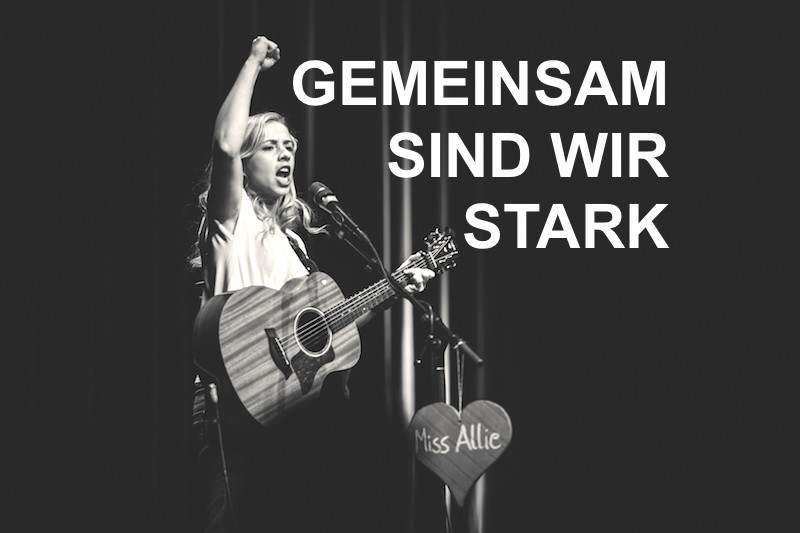 Gitarre, Musikerin, Singer-Songwriterin, Miss Allie