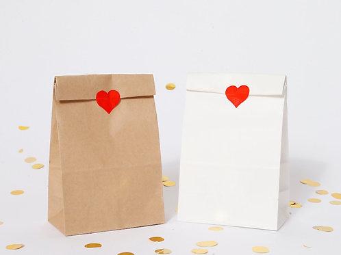 Papiertüte gegen Liebeskummer