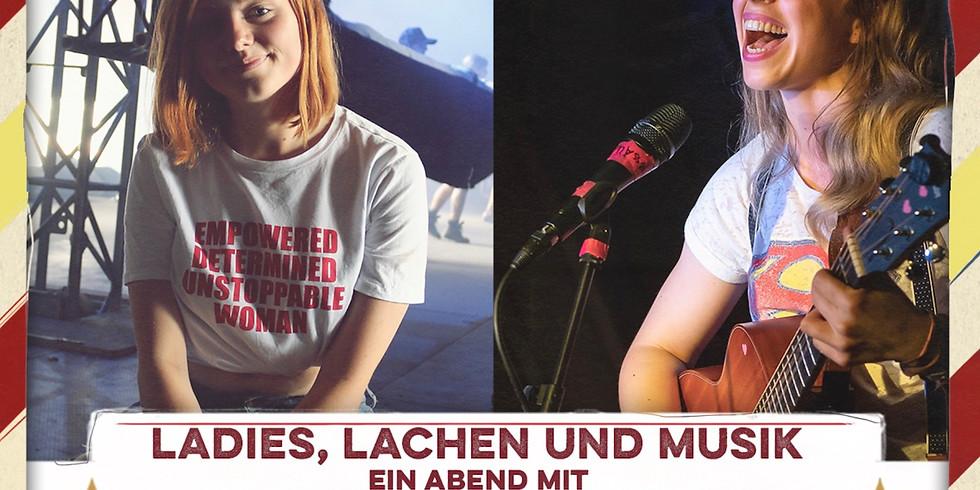 Miss Allie - HAMBURG - Ladies, Lachen und Musik