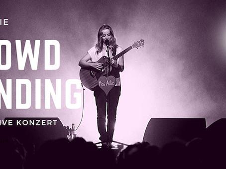 CROWDFUNDING - Online Live Konzerte