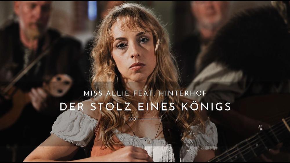Miss Allie Mittelalter
