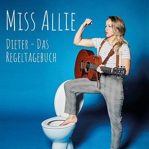 "SINGLE-DOWNLOAD: ""Dieter - Das Regeltagebuch"""