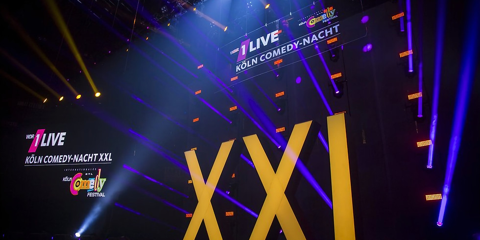 Miss Allie - 1 Live Köln Comedy-Nacht XXL