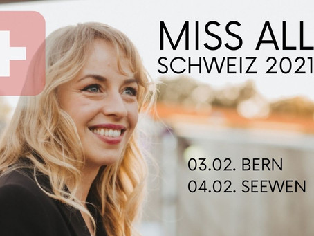 Miss Allie zum ersten Mal in der Schweiz 2021