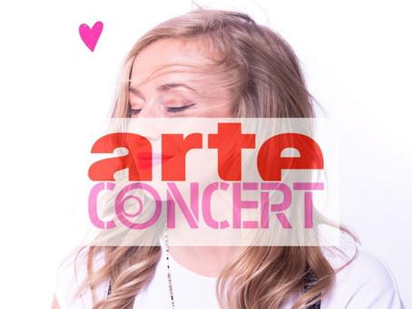Miss Allie bei ARTE Concert