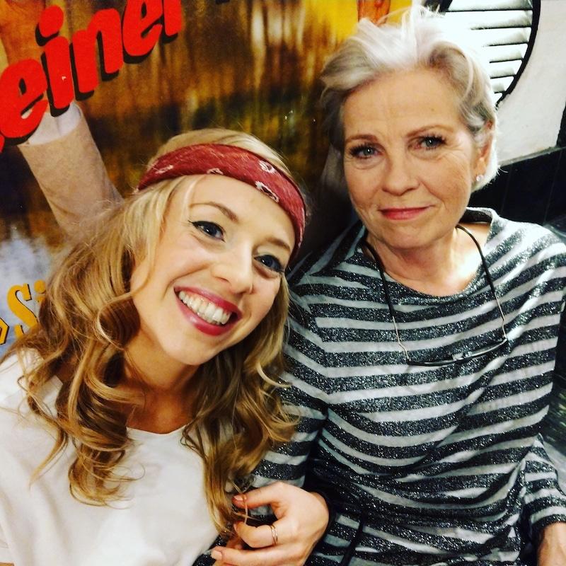 Miss Allie und Gerburg Jahnke