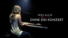 Miss Allie • Ohne ein Konzert   Weiterhin keine Perspektive für Kulturschaffende