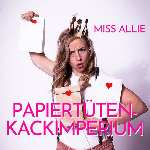 "SINGLE-DOWNLOAD: ""Papiertütenkackimperium (Der Kacksong)"""