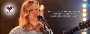 Miss Allie Online Konzerte