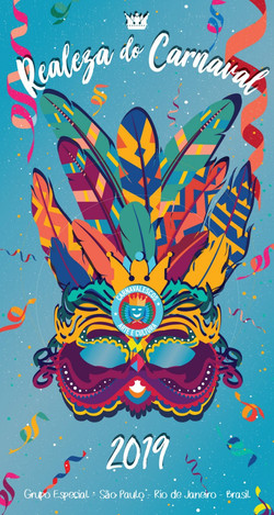 Poster Carnavalescos 2019
