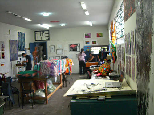 the exhibition/sale