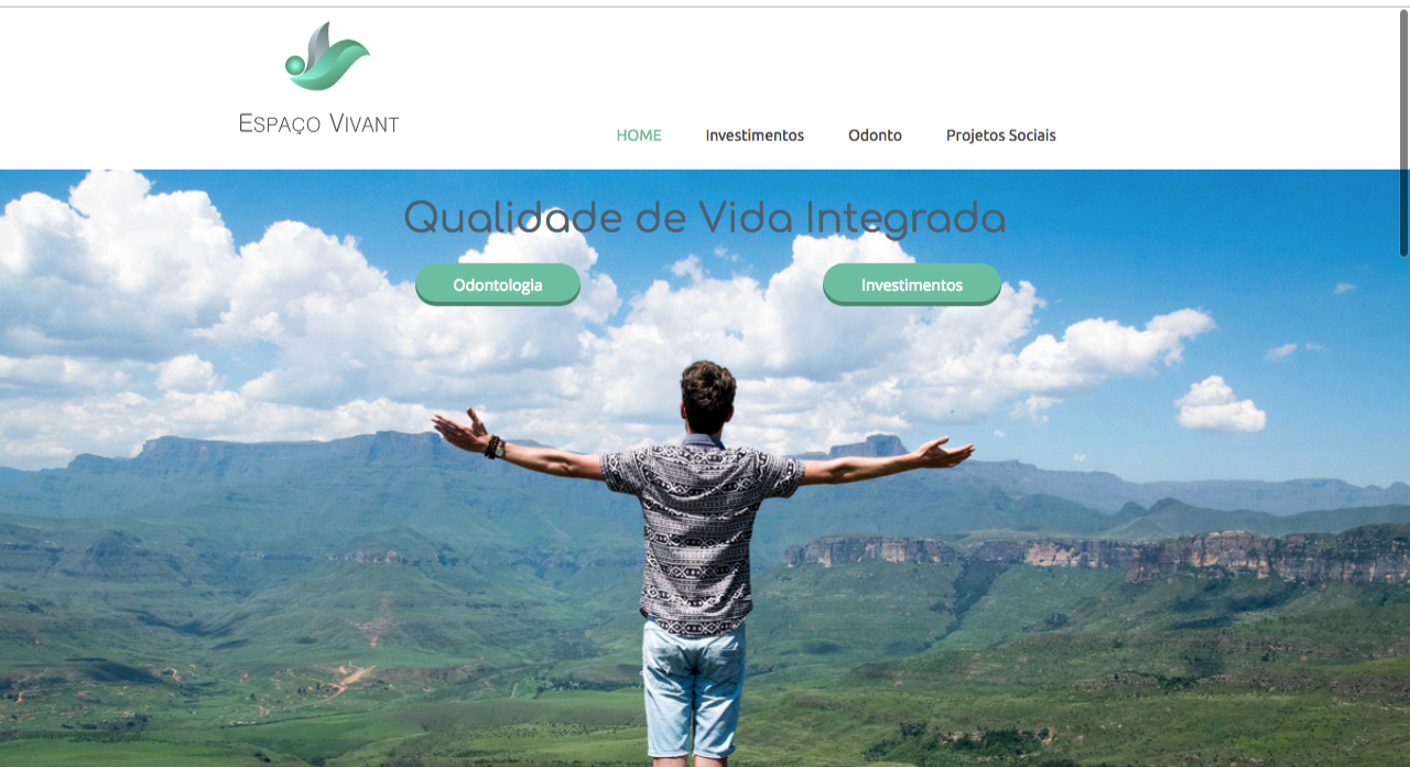 Evivant Website
