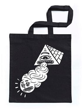 'Lo-Fi-Sci-Fi' Tote Bag