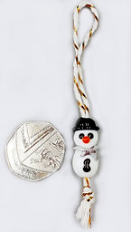JW Cheeky snowman
