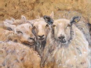 'Three's Company' by Rosy Burke.jpg